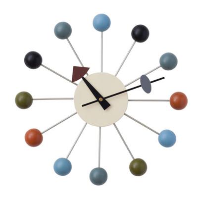 ジョージ・ネルソン ネルソンクロック ボールクロック 掛け時計
