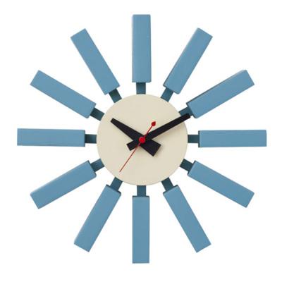 ジョージ・ネルソン ネルソンクロック ブロッククロック 掛け時計