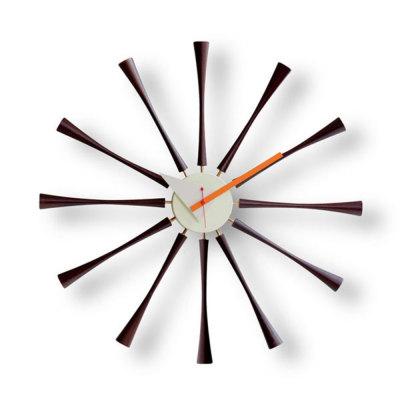 ジョージ・ネルソン スピンドルクロック 掛け時計