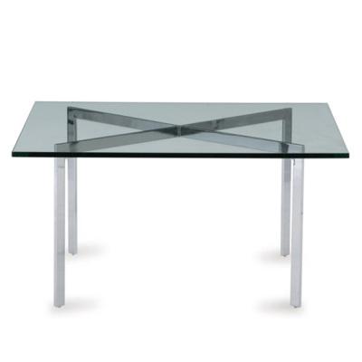 ミースファンデルローエ バルセロナテーブル