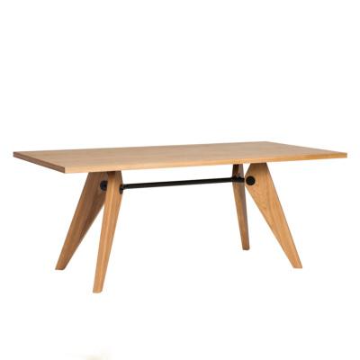 ジャン・プルーヴェ ソルベイ テーブル w180 (DT9540A)