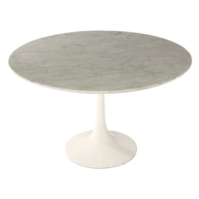 エーロ・サーリネン チューリップダイニングテーブル マーブル(DT6131A)