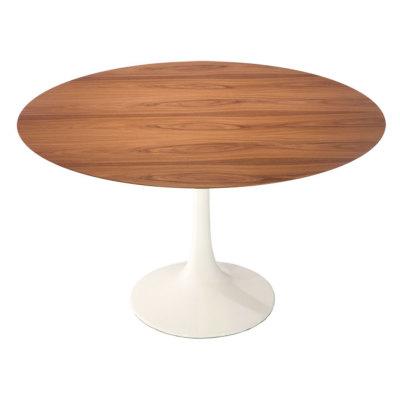 エーロ・サーリネン チューリップダイニングテーブル ウッド(DT6131B)