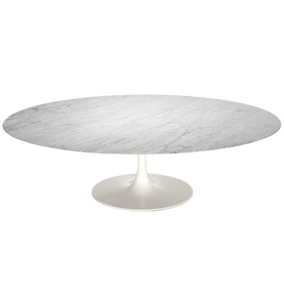 エーロ・サーリネン オーバルダイニングテーブル マーブル(DT6138A)